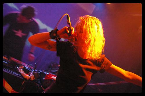 [04/03]@Lyon Ambassador21+Dark Soul+Vadi Starh - Digicore indus punk noise! A21